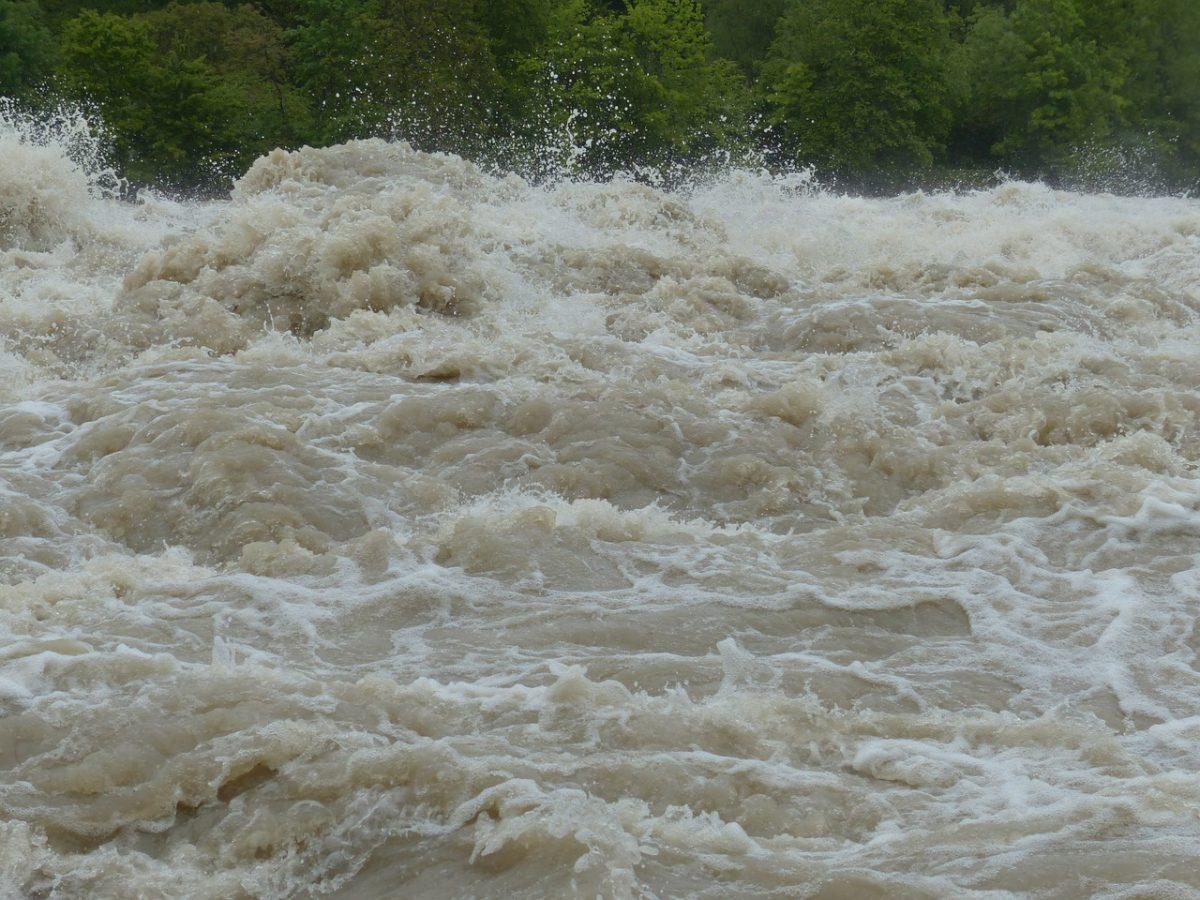 タイガーダム浸水イメージ